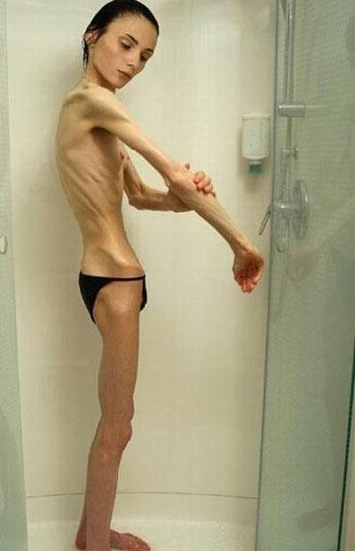 Extrem Skinny Porno