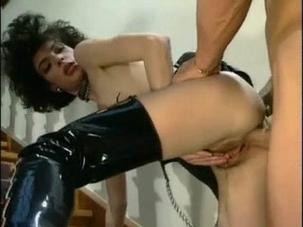 Sexy german slut gets assfucked hardcore