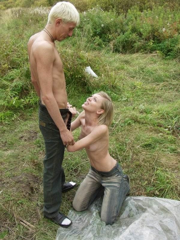 Anorexic Couple Fuck 24