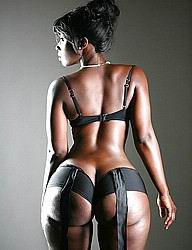 hot black girls showing off their goodies from Ebony Addiction