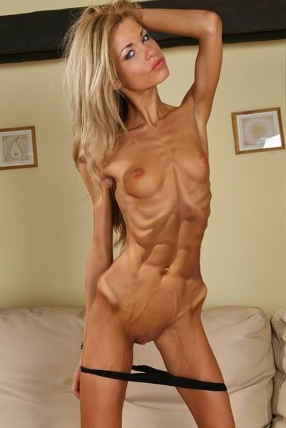 Anorexic Porn - The skinniest girls on the web!