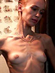 Inna skinny porn model