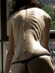 Beautiful very thin Stasha